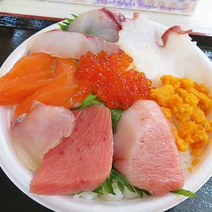 青森市 食べたいものだけ乗せまくれ!のっけ丼リベンジ「青森魚菜センター」