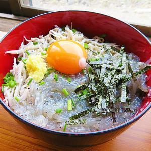 寿都町 今年もシーズン開幕「しらす会館」で生しらす丼を頂き!