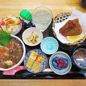 函館朝市 掛け値なしでマジMAN-ZOKU!「味鮮まえかわ」の千満ランチ