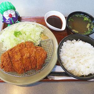 函館市亀田本町 パン屋でとんかつ定食を!?「キングベーク」