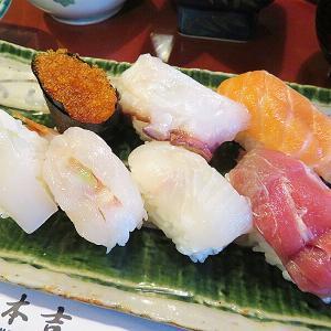 函館市美原 住宅街の寿司店「本吉(もとよし)」で満足ランチに出会った