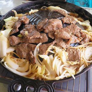 道南で唯一の松尾ジンギスカンを食べに「レストラン&喫茶じゅん」