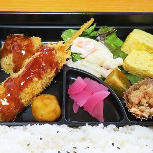 函館市美原 タラコと豚肉のコラボレーション!「おしま食堂」