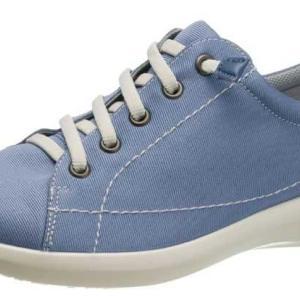 トップドライ TDY3961 ブルー ■防水・透湿性の高い機能素材「ゴアテックスファブリクス」を採用 悪天候でも快適な歩行を実現します。 伸縮性ある靴紐で、そのまま脱ぎ履きができる女性向けシューズ。