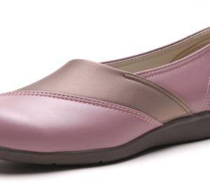 """[kaiho active] 快歩主義L158 ベリー 【 3E 】 ・靴底に""""フレックスライン""""を配置することで、なめらかな屈曲を促進し、 歩行しやすい設計・快歩主義"""