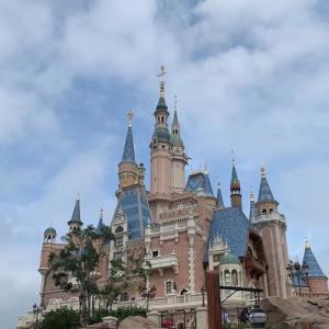 上海ディズニーの5周年をおひとり様で祝ってきた