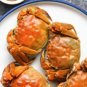 上海蟹シーズン到来と勝手な心配