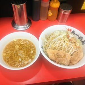 豚ラーメン/限定:つけ麺@板橋店