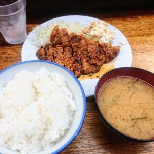 こづち/豚の生姜焼き定食@恵比寿