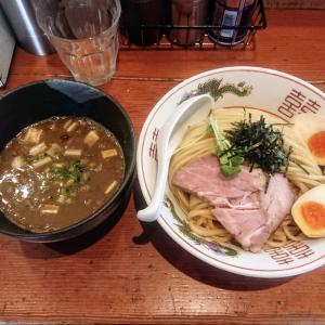 麺処 ほん田/濃厚豚骨魚介つけ麺(魚介風味)@東十条