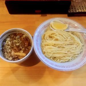 喜多方食堂 十条店/醤油つけ麺@十条