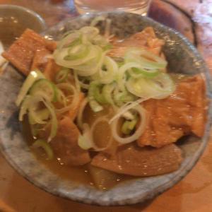 新潟屋/モツ煮チャレンジと串焼き@東十条