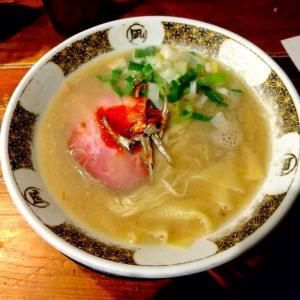 すごい煮干ラーメン凪/煮干ラーメン細麺Ver.@渋谷東口店