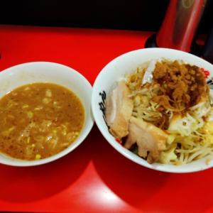 豚ラーメン/限定:つけめん@板橋駅前店