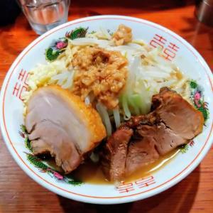 麺処 ほん田/小らーめん+ニンニク@東十条店