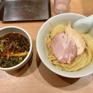 らぁ麺 はやし田/つけ麺大盛@赤羽店