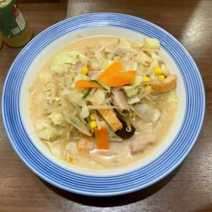 リンガーハット/野菜たっぷりちゃんぽん@赤羽店