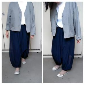 SM2☆店員さんオススメ配色!長く着たいジャケットコーデ♪
