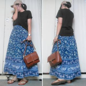 studioCLIP☆一目惚れした涼しいスカートコーデ♪