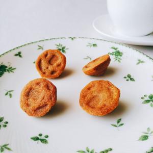 ベーゴマクッキー(みそ)【harebare】