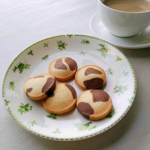 手作りクッキー(ココアマーブル)【菓子工房オリーブ】