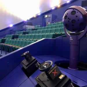 ギネス世界一のプラネタリウムを体感【多摩六都科学館】に行ってみた感想とチケットや混雑状況