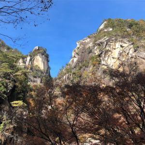 山梨で人気の観光スポット「昇仙峡」に行ってみた感想とアクセス方法