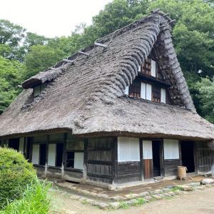 古民家野外博物館「川崎市立 日本民家園」に行ってみた感想とアクセスや営業時間