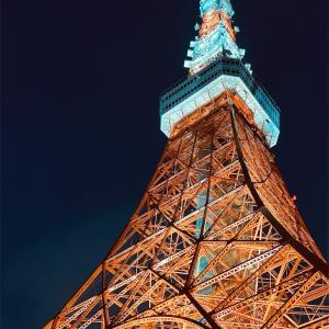 【子連れでお出掛け】夜の東京タワーを子供達と階段で昇ってみた感想と所要時間