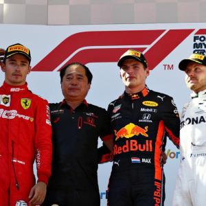 2020 F1開幕