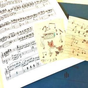 音符の書き方♪