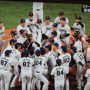 世界野球プレミア12で日本が優勝