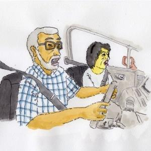 江別市でも高齢者の交通事故