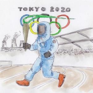 東京オリンピックが侮辱されている
