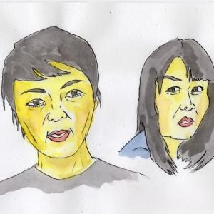 自民党の二人の女性議員