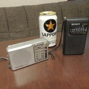 災害に備えポータブルラジオを買った