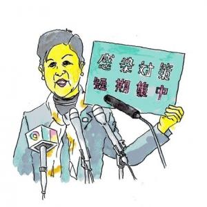 東京都_新型コロナウイルス感染者過去最多なのに