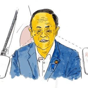 響かない菅総理の記者会見