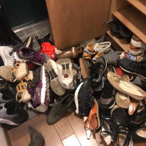 靴の寿命とbefore/after