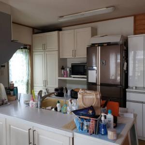 ⑤キッチンの綺麗が続く家へ❗️キッチン1