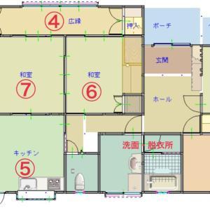 ⑫和の趣を楽しむ家(親孝行コース)キッチン5その2(シンク流し台)