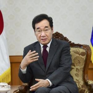 【韓国】李首相、東京五輪のボイコットを否定、協力していく考えを表明