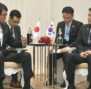 【韓国今更慌てる】GSOMIA破棄の影響に耐えられるか 日本との対立にGSOMIAを利用し米国を引き入れようとしたがこれが完全な敗着だった