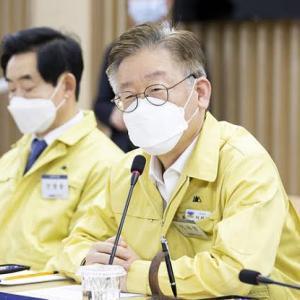 【韓国・京畿道知事】「感染爆発は避けられない」...「心の準備」を求める