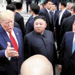 【悲報】韓国・文大統領、「南北首脳会談に参加させてほしい」と執拗に要求も米朝が完全拒否