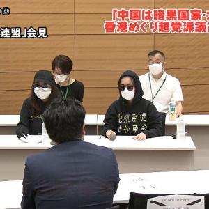 【ナチスでしょ】「中国は大政翼賛会・暗黒国家だ」香港めぐり超党派議連が緊急声明「内政干渉でない! 香港市民の自由守れ」
