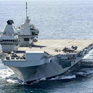 【韓国悲報】英空母クイーン・エリザベス初の本格航海 日本が英連邦諸国との連携を強めれば、韓国の日本への影響力は相対的に低くなる