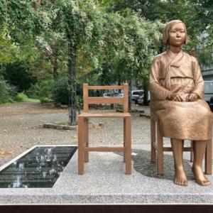【韓国】日本の圧力で米コロラド州での平和の少女像設置失敗