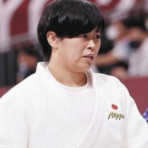 【東京五輪】浜田尚里が金メダル 柔道女子78kg級