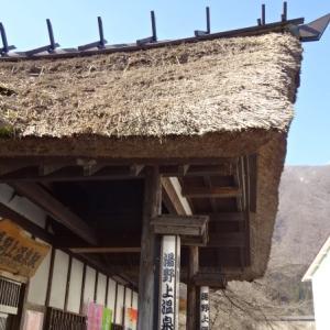 翌週も近場の福島まで・・・①「道の駅 しもごう」を通り湯野上温泉まで